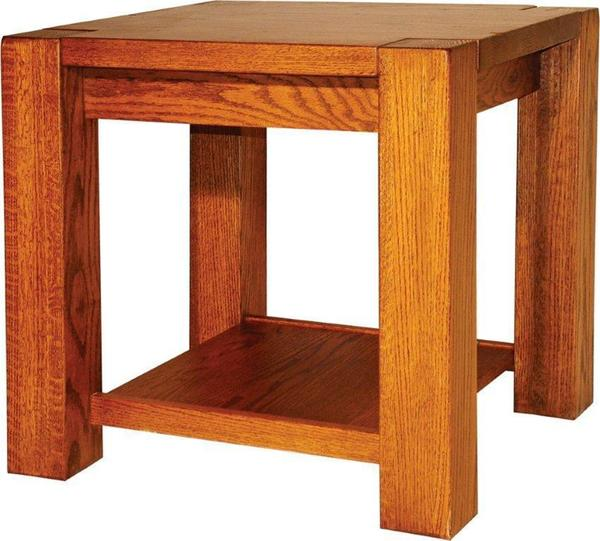 Amish Sequoia End Table