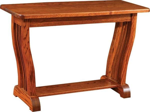 Royal Mission Sofa Console Table