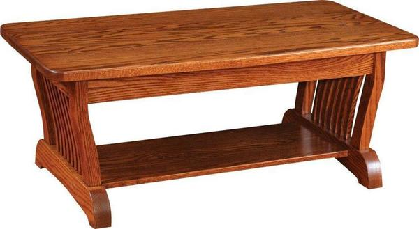 Amish Royal Mission Coffee Table