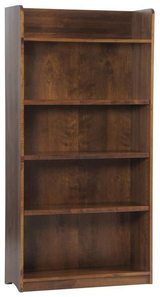 """Amish 36"""" Wide Rivertowne Bookcase"""