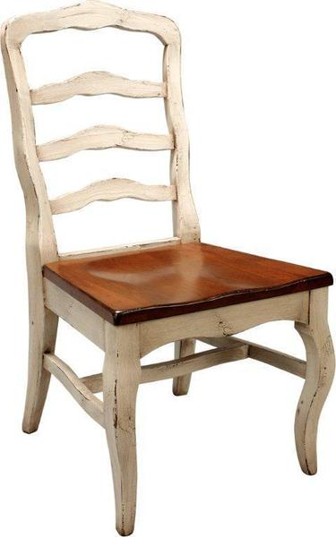 Amish Royal Court Side Dining Chair