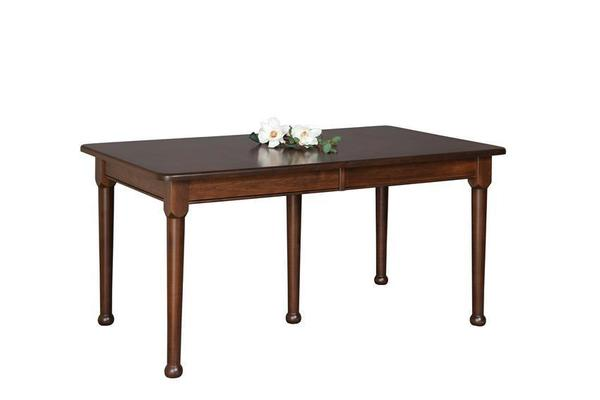 Amish Small Rectangular Farm Table