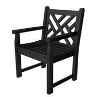 """POLYWOOD® Chippendale 24"""" Bench"""