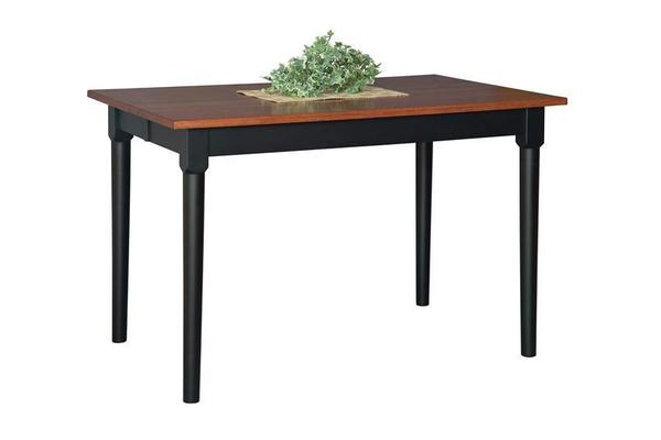Amish Solid Wood Gathering Dining Table