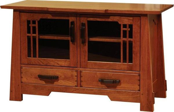 """Amish Wind River 50"""" TV Stand"""