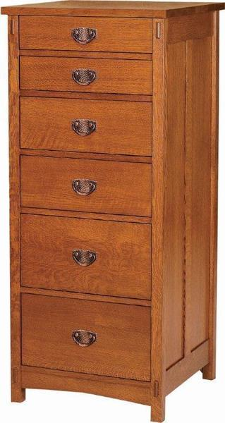 Amish Lake Champlain Lingerie Chest