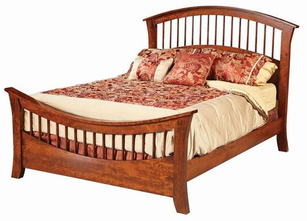 Amish Richmond Bed