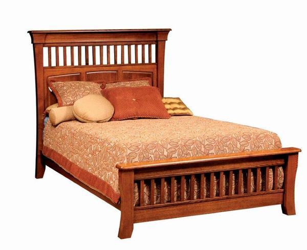 Amish Bridgeport Bed