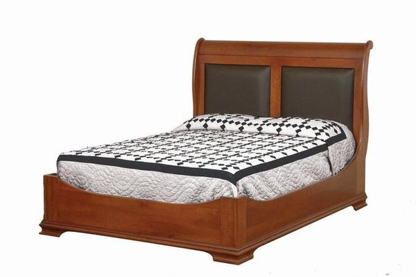Amish Lake Sleigh Bed