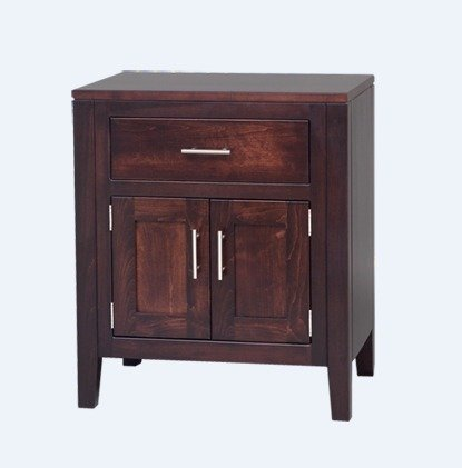 Amish Tuscany 2-Door Night Stand