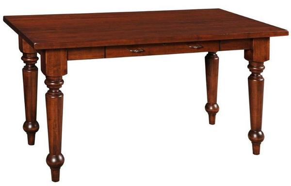 Amish Home Office Serenity Writing Desk