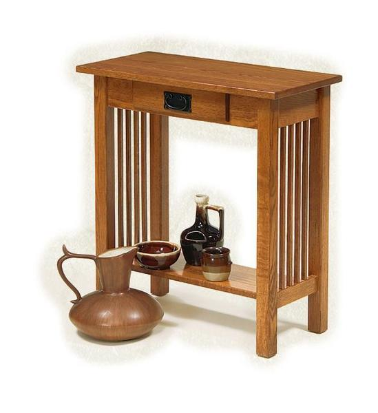 American Mission Hall Console Table