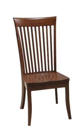 Amish OW Shaker Dining Room Chair