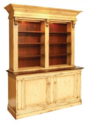 Amish Serenity Buffet with Hutch Top