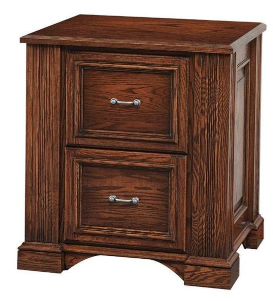 Amish Lincoln Filing Cabinet