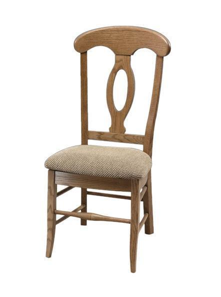 Napoleon Dining Chair From Dutchcrafters Amish Furniture