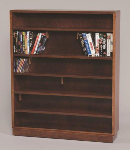 Amish Single Large CD Cabinet