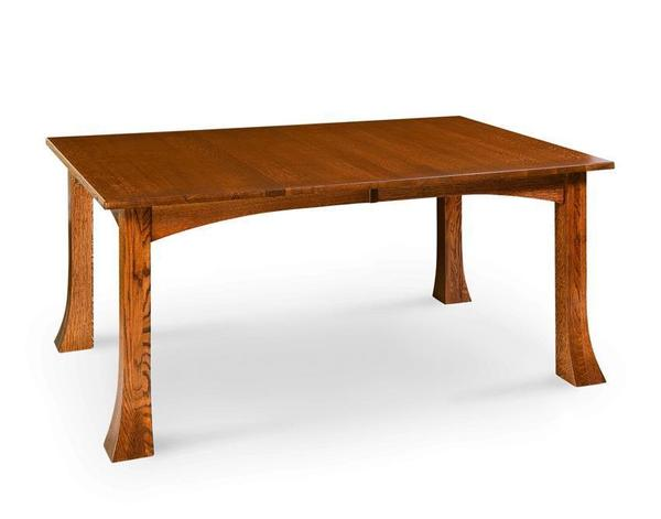 Amish Breckenridge Mission Leg Table