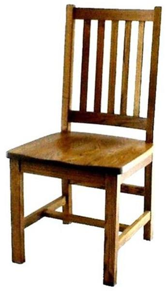 Amish Mission Schoolhouse Dining Chair