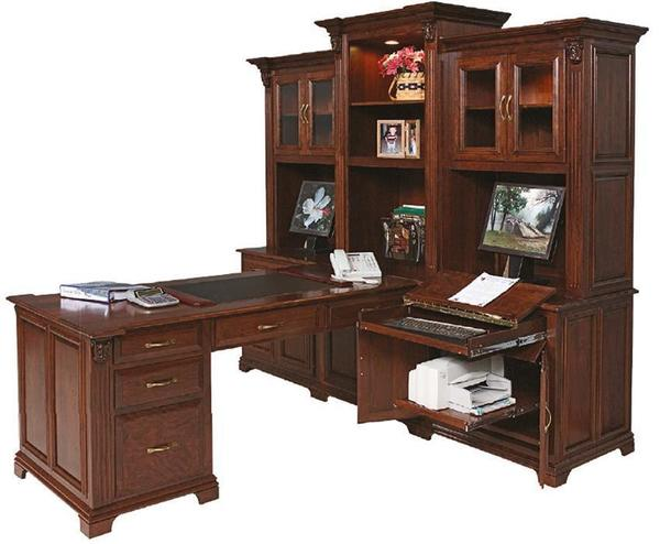 Amish Executive Partners Desk