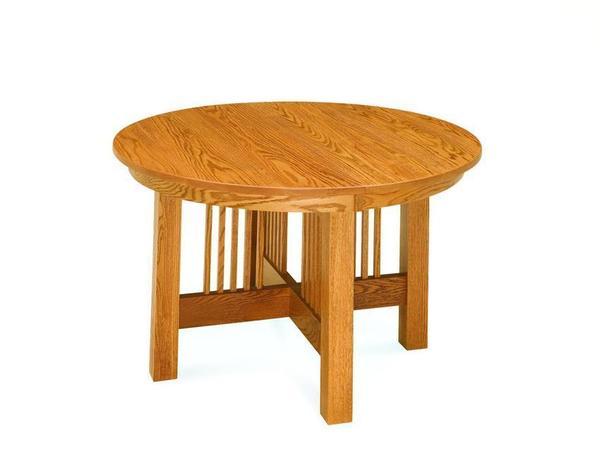 Amish Mission Craftsman Pub Table