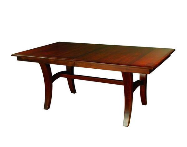 Sheridon Amish Trestle Table