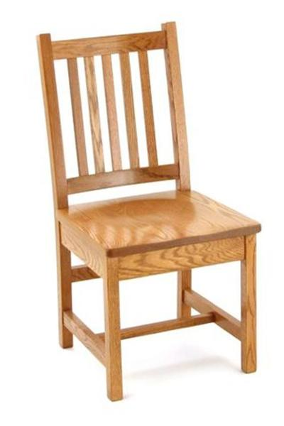 Amish Simple Windsor Dining Chair
