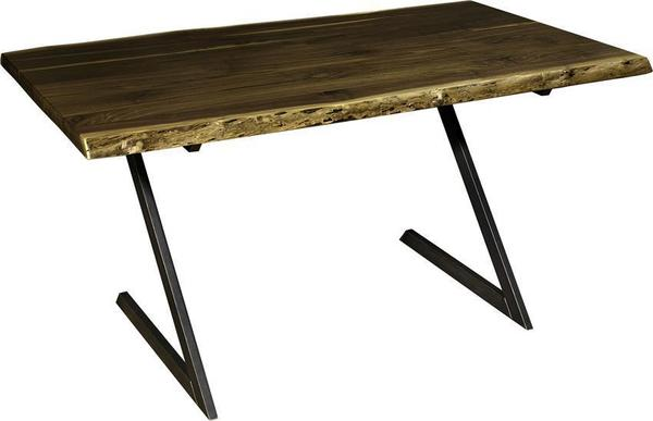 Soho Amish Desk with Live Edge