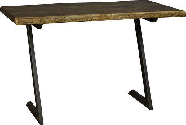 Soho Amish Sofa Table with Live Edge