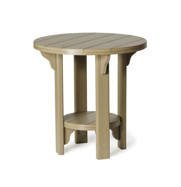 Amish Poly Bistro Table
