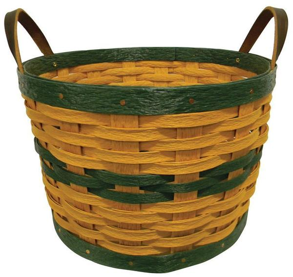 Eco Friendly Apple Basket