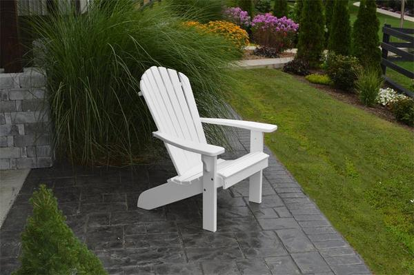Comfort Plus Poly Fan-Back Adirondack Chair