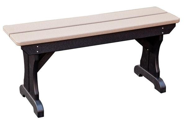 Amish Poly Dining Bench
