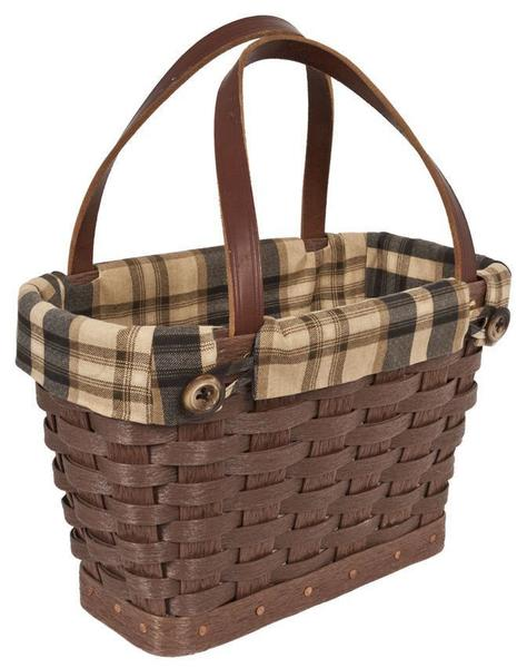 Amish Eco Friendly Large Handbag Basket
