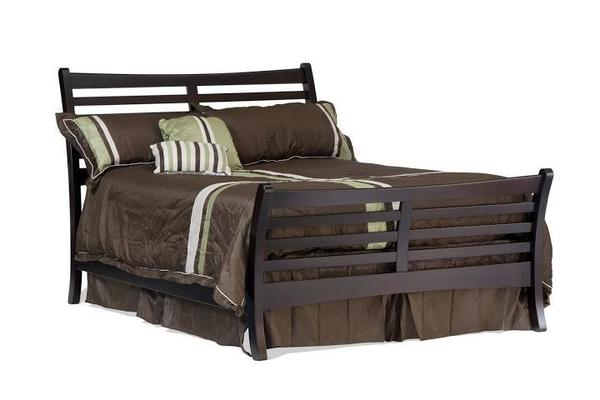 Amish Madison Avenue Sleigh Bed