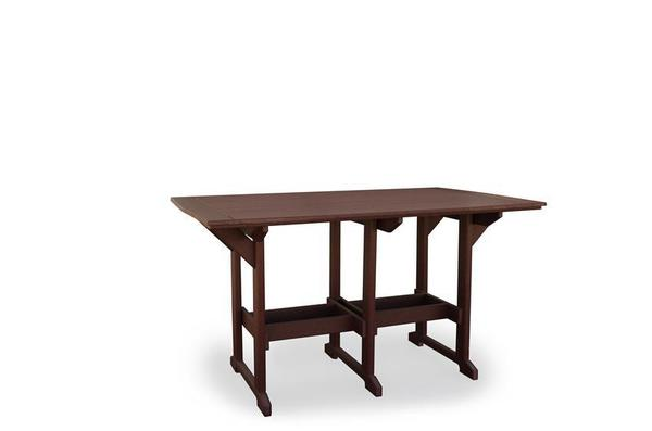 Finch Poly Great Bay Bar Table