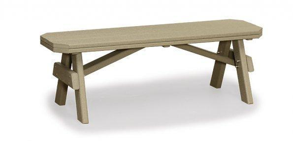 Cool Finch Poly Extra Wide Backless Garden Bench Inzonedesignstudio Interior Chair Design Inzonedesignstudiocom