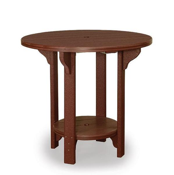 Finch Poly Round Bar Table