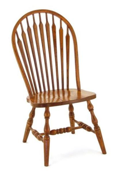 Amish Tall Windsor Dining Chair