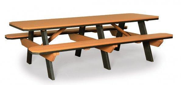 Finch Poly Picnic Table
