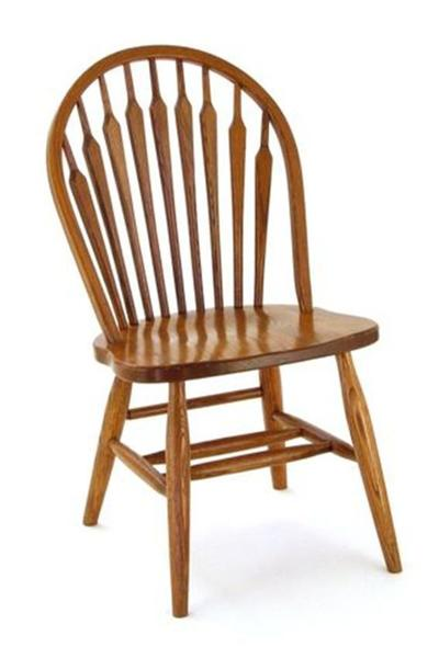 Amish Short Windsor Chair