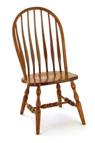 Amish Early Windsor Dining Room Chair