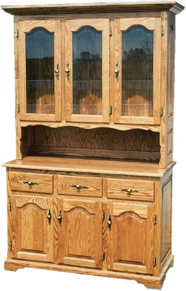 Amish Traditional Hutch