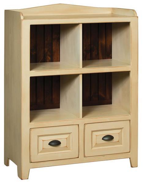 Amish Pine Medium Storage Cabinet