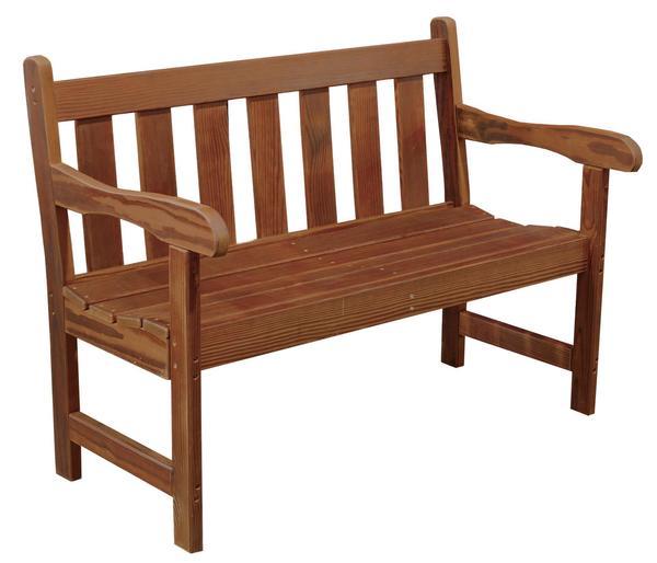 "Amish Cedar Wood 48"" Garden Bench"