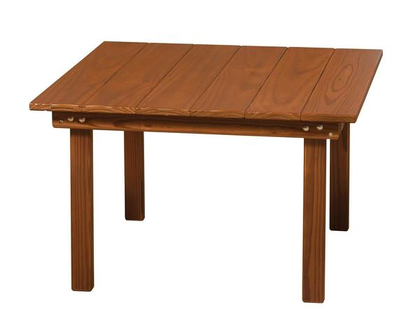 Amish Cedar Wood Outdoor Kids' Table