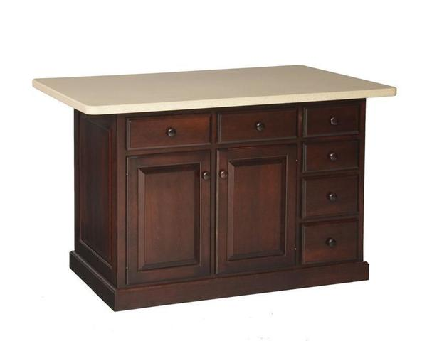 American Made Kitchen Island