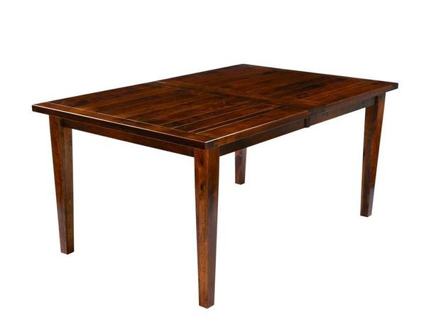 Fresno Amish Plank Rustic Dining Table
