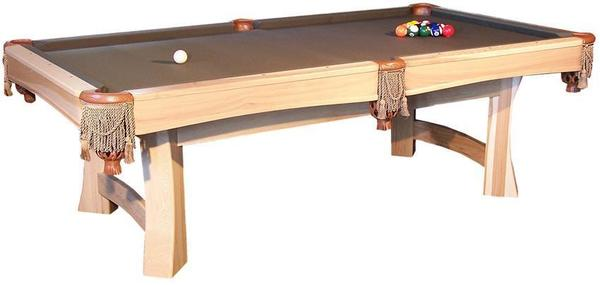 Amish Handcrafted Caledonia Pool Table