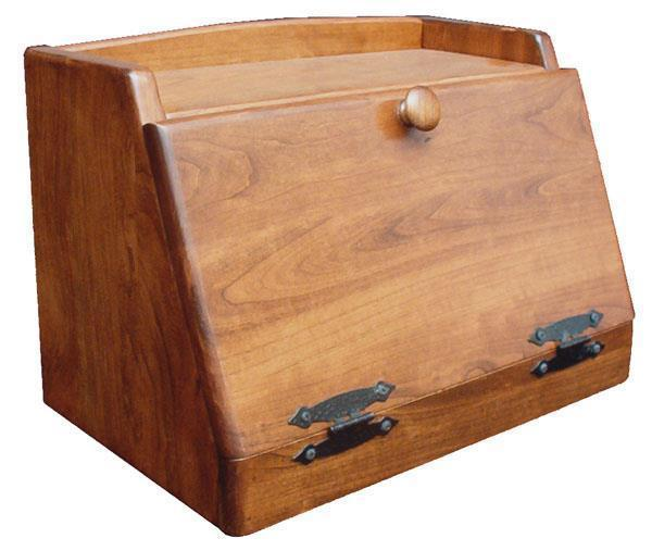 Amish Made Plain Bread Box